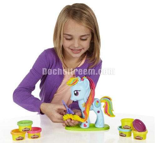 Do-choi-chat-nan-Play-Doh-trang-tri-Pony-A4896-4