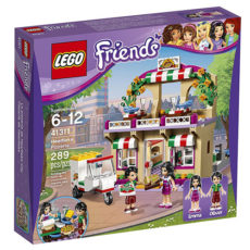 Lego Friends - Tiệm bánh pizza của Heartlake 41311
